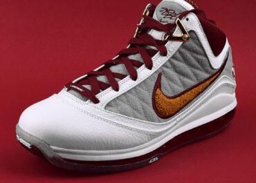 LeBron James septintieji vardiniai krepšinio bateliai