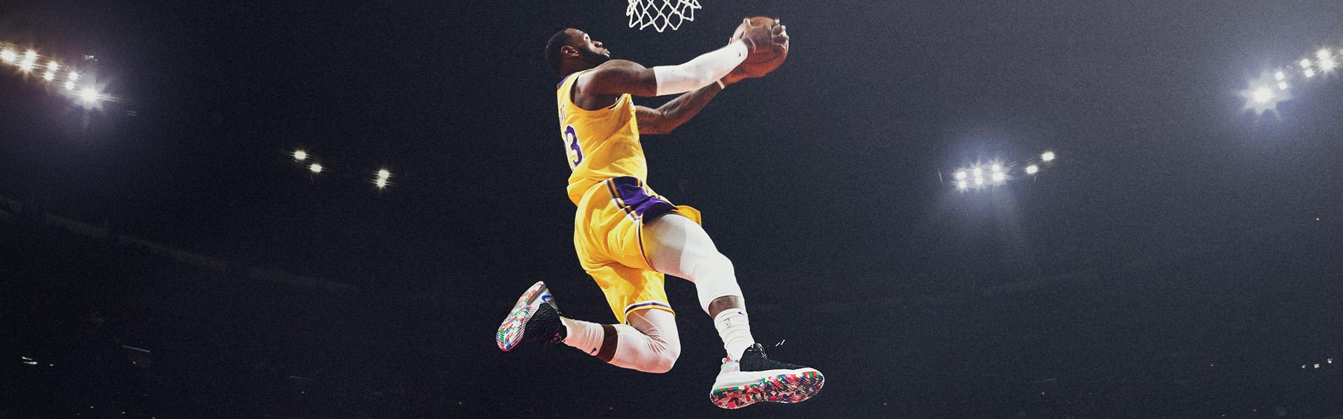 Nike Lebron 18 banner 1